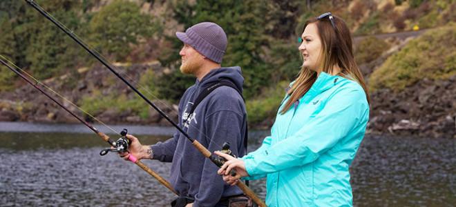 Как выбрать качественные удочки и рыболовные принадлежности?