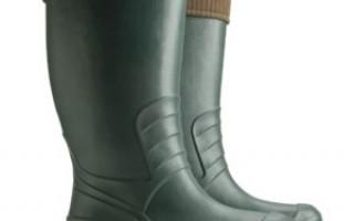 Суть обуви для охоты и рыбалки
