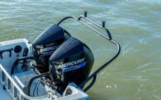 Какой мотор выбрать к двухместной резиновой лодке